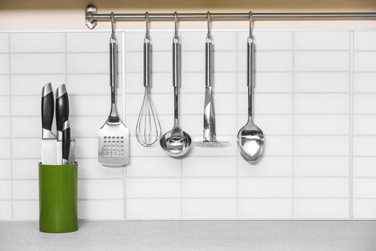 シンプルな調理器具
